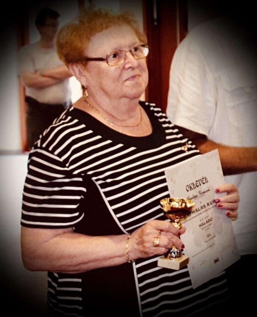 Jámbor Ferencné Marika